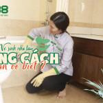 5 Mẹo dọn dẹp nhà tắm mà bất kì bà nội trợ nào cũng nên biết